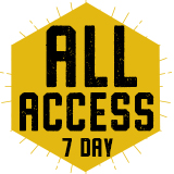 All Access 7 Day (Per Semester) $2,090.00